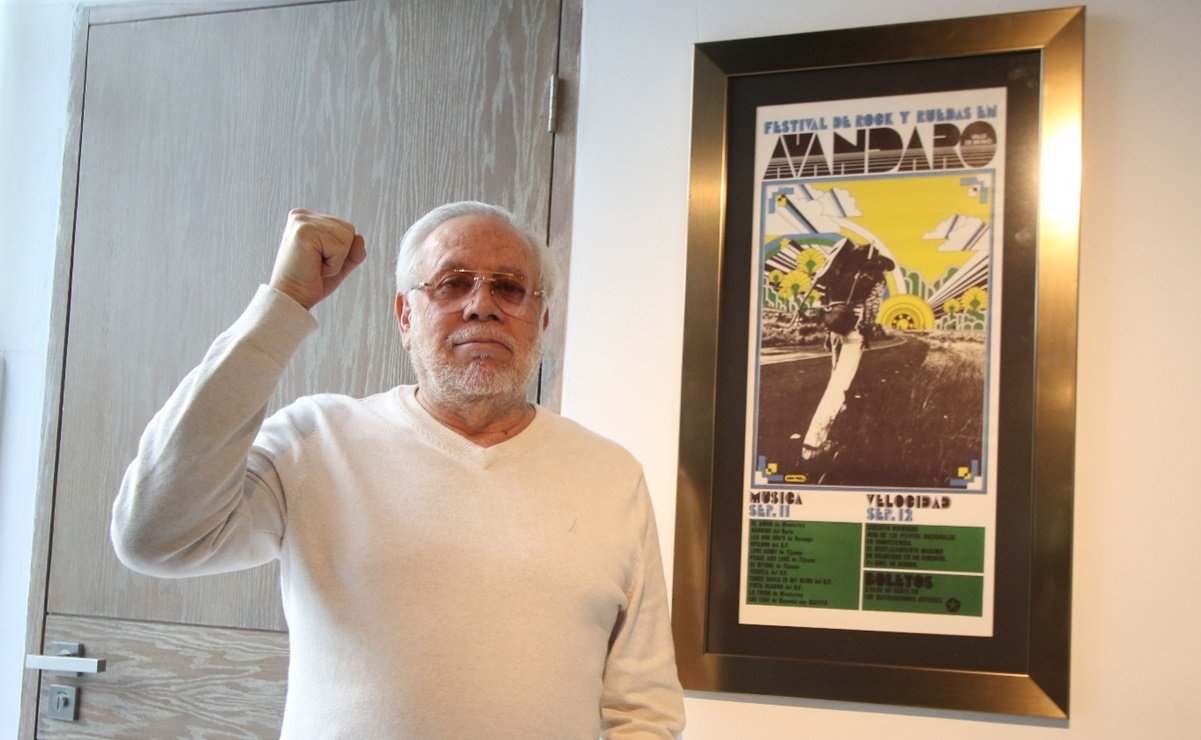 Para Luis de Llano, el festival de Avándaro ha sido muy castigado