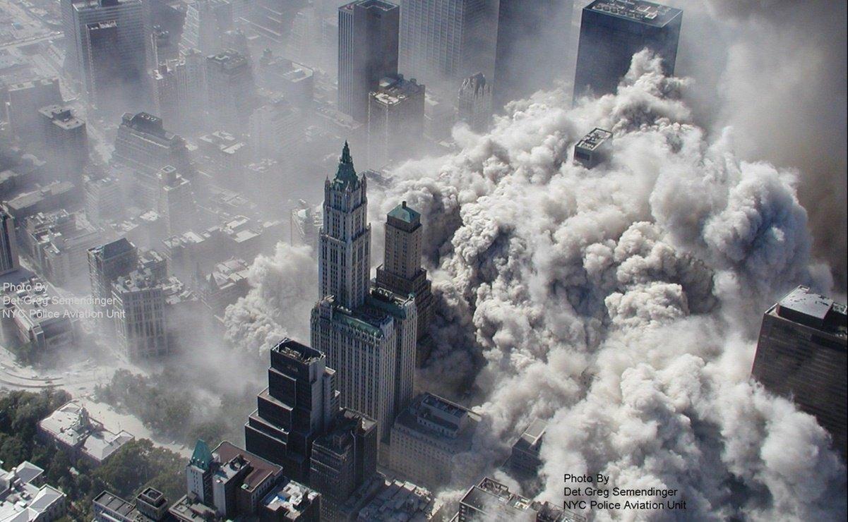 Tras los atentados a las Torres Gemelas, Broadway bajó el telón