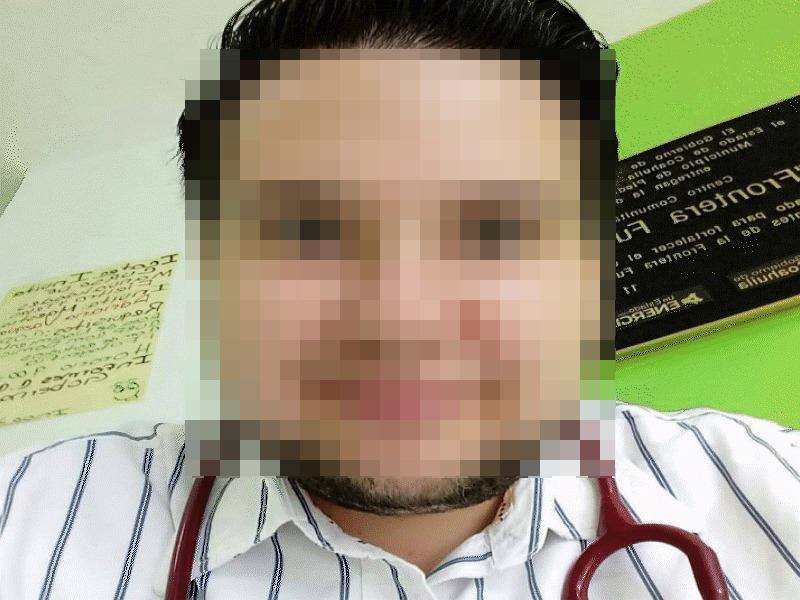 Médico se suicida con Fentanilo en Piedras Negras