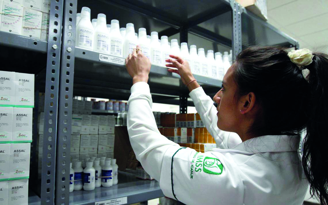 IMSS Monclova busca en Nuevo León medicamentos