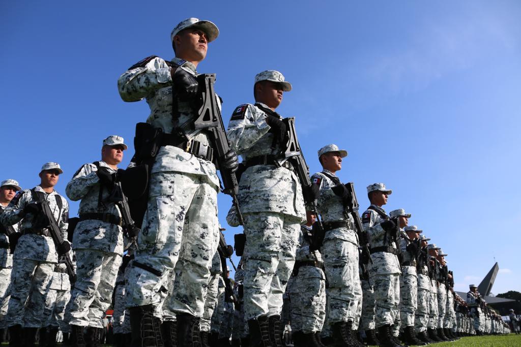 INAI: Guardia Nacional deberá hacer públicos reportes sobre uso de la fuerza