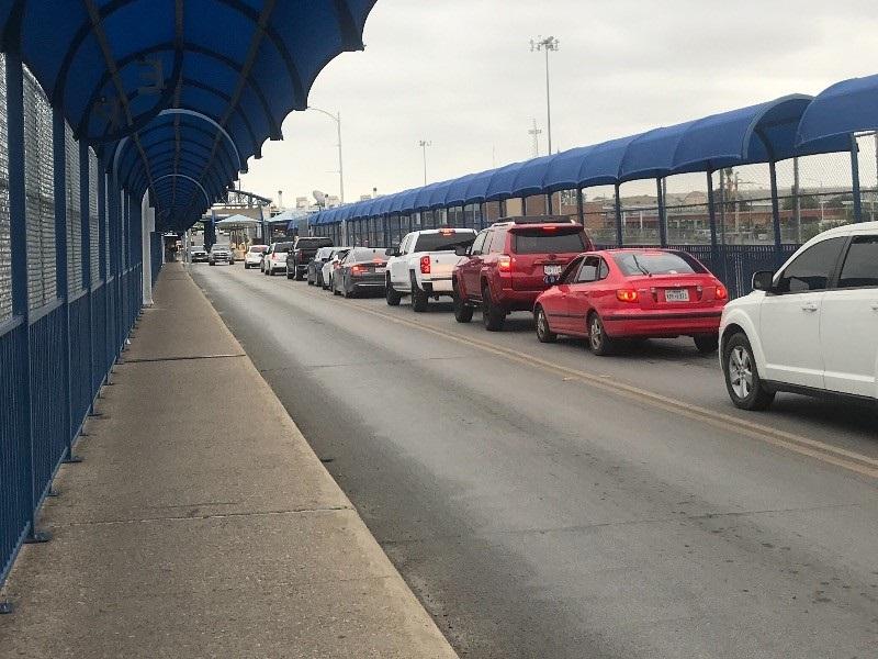 El puente Internacional reabrirá, analizan mejorar tráfico autoridades de Piedras Negras e Eagle Pas