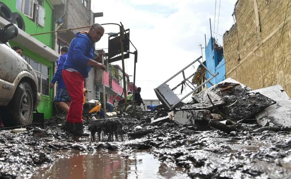 Unidem instala centro de acopio para damnificados en Ecatepec