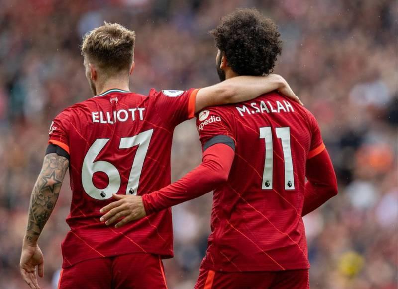 VIDEO: Harvey Elliott sufre escalofriante lesión en el Leeds United vs Liverpool