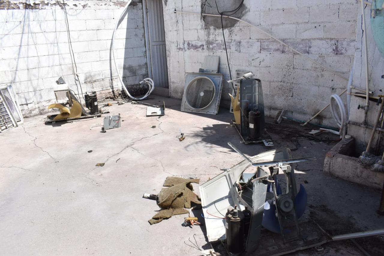 Afectados con robosdecepcionados deautoridades policiacas de Monclova