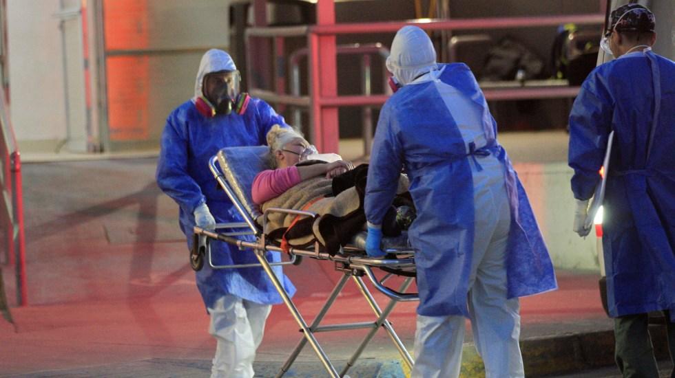 COVID-19: 267 mil 748 las defunciones por coronavirus en México