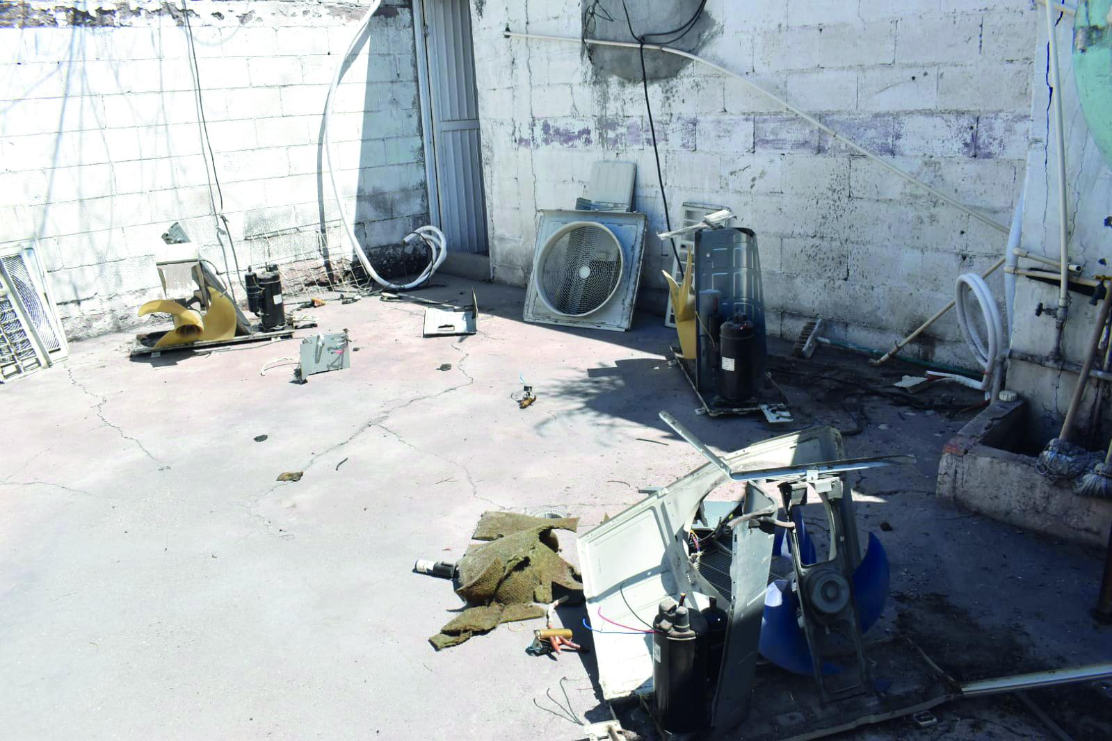 Afectados con robos decepcionados de autoridades policiacas de Monclova