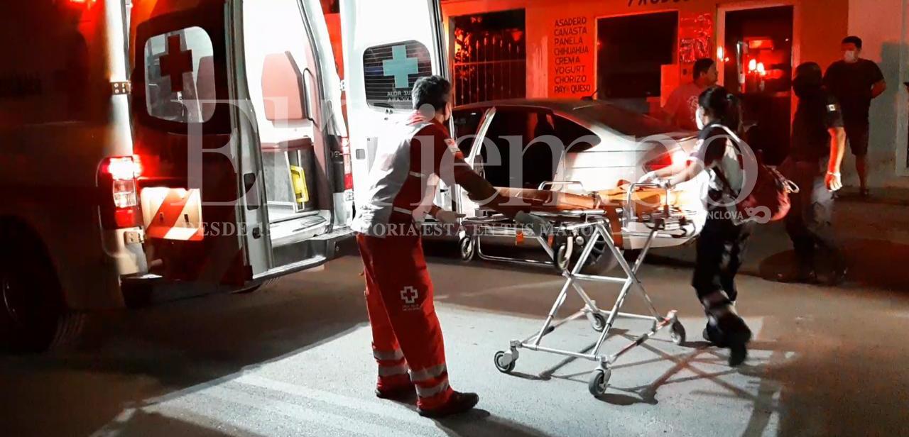 Hombre trepa techo, da un mal paso y cae al vacío en Monclova