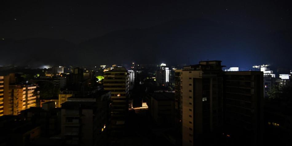El Gobierno venezolano asegura que el sistema eléctrico sufrió nuevo 'ataque'
