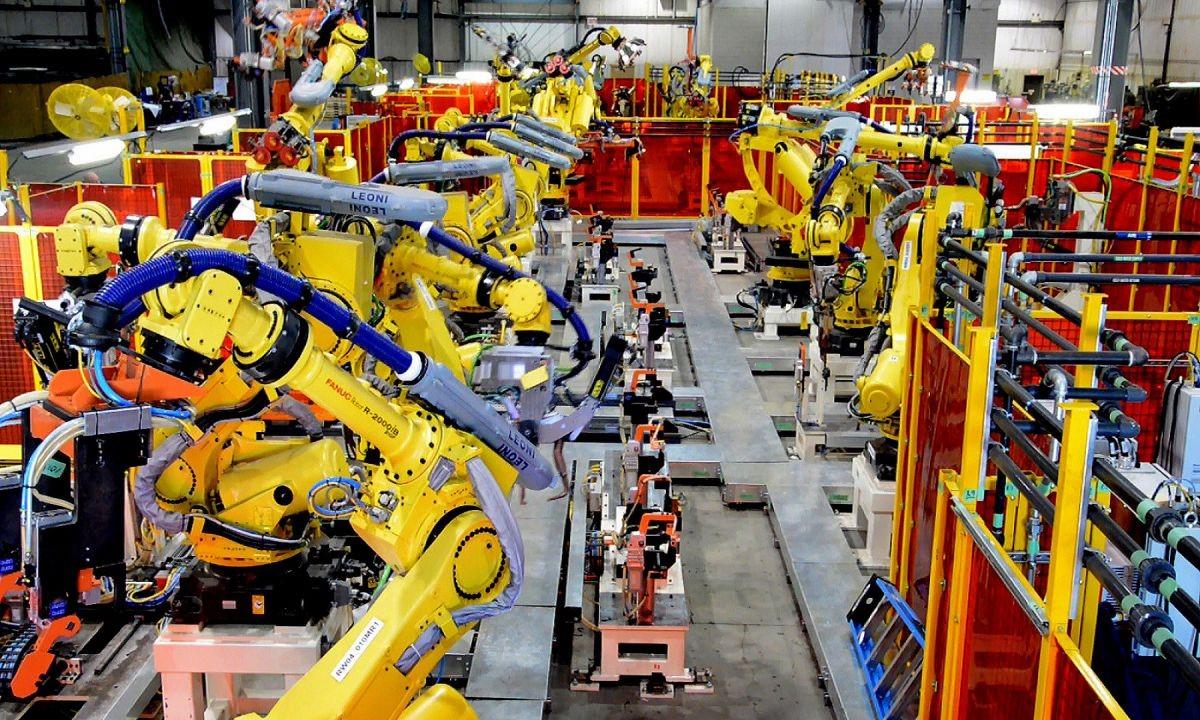 Las tecnologías nuevas desaparecerán empleos en el sector manufacturero