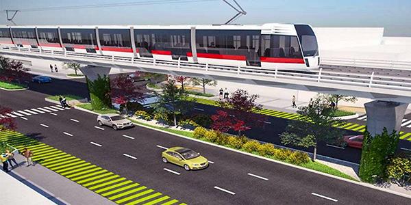 Samuel García anuncia que el tren suburbano será por APP en Nuevo León