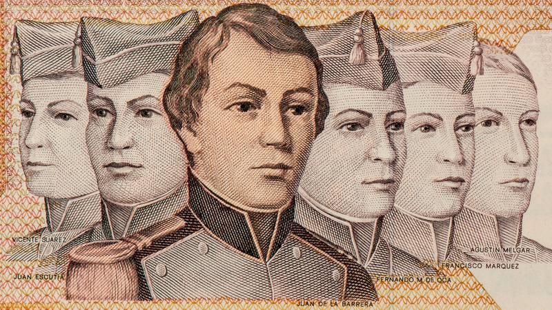 Niños Héroes: mitos y realidades respecto a los cadetes en Chapultepec