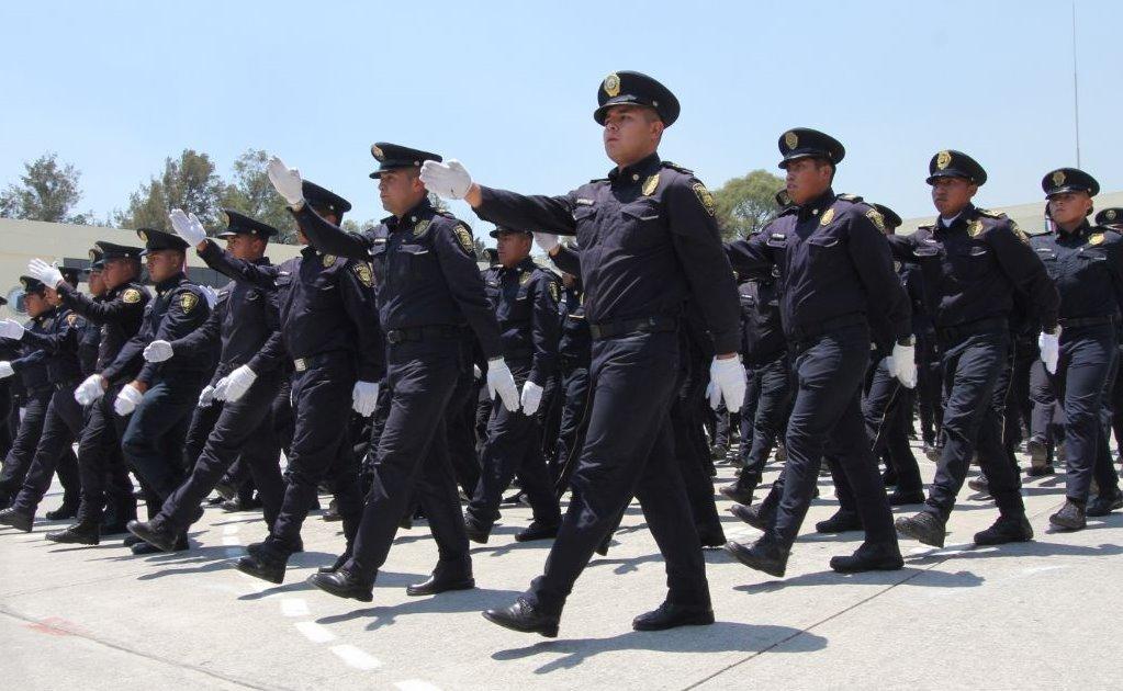 Mandan policías de la CDMX a la alcaldía Álvaro Obregón