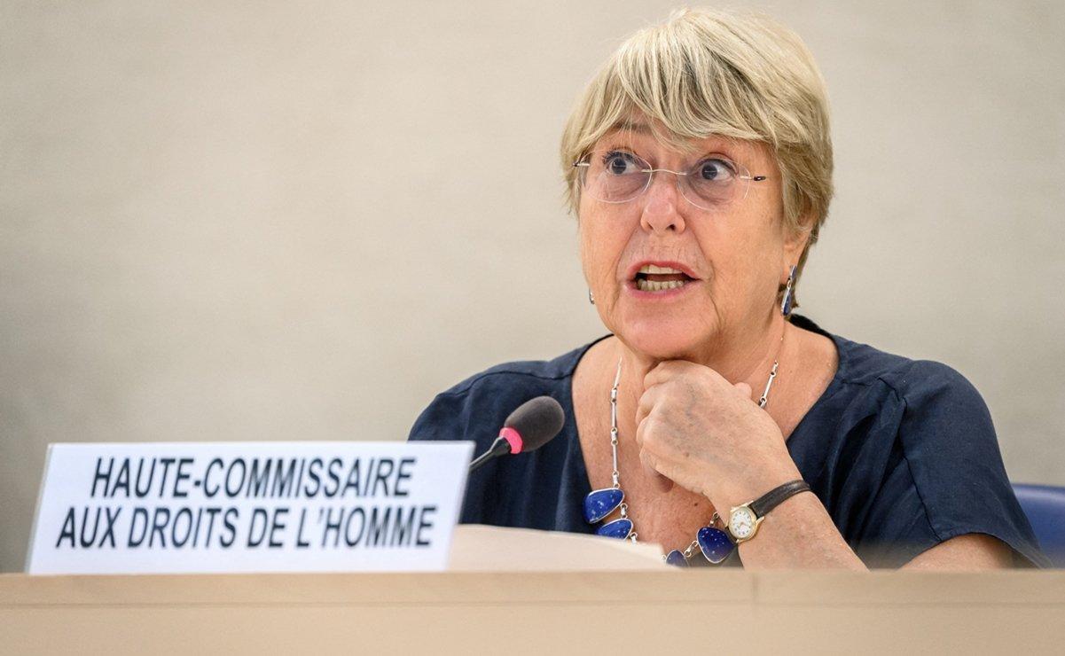 Advierte Bachelet sobre amenaza climática en México y Centroamérica