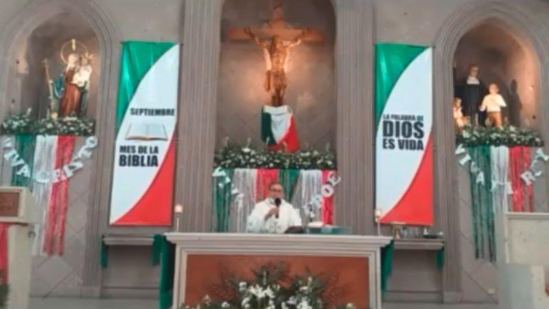 VIDEO: Sacerdote de Monclova llama a 'matar' a mujeres abortistas; lo acusan de apología al feminicidio