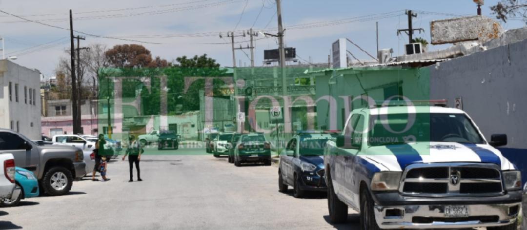 Mujer es detenida en Monclova por robar en tienda comercial