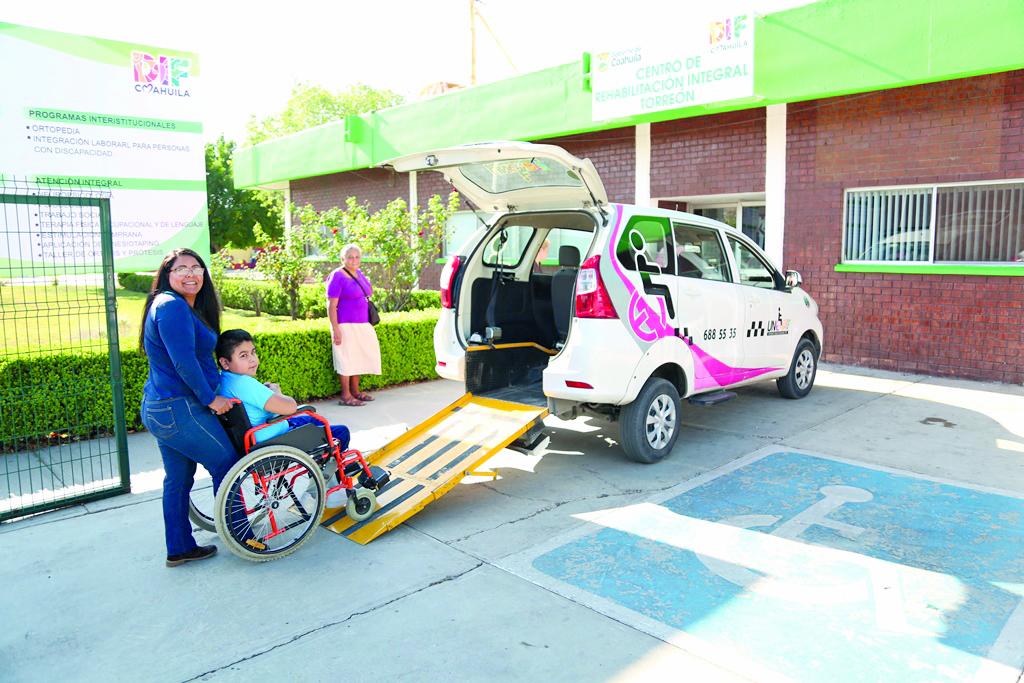Imposible renovar los vehículos UNEDIF por falta de recursos federales en Coahuila