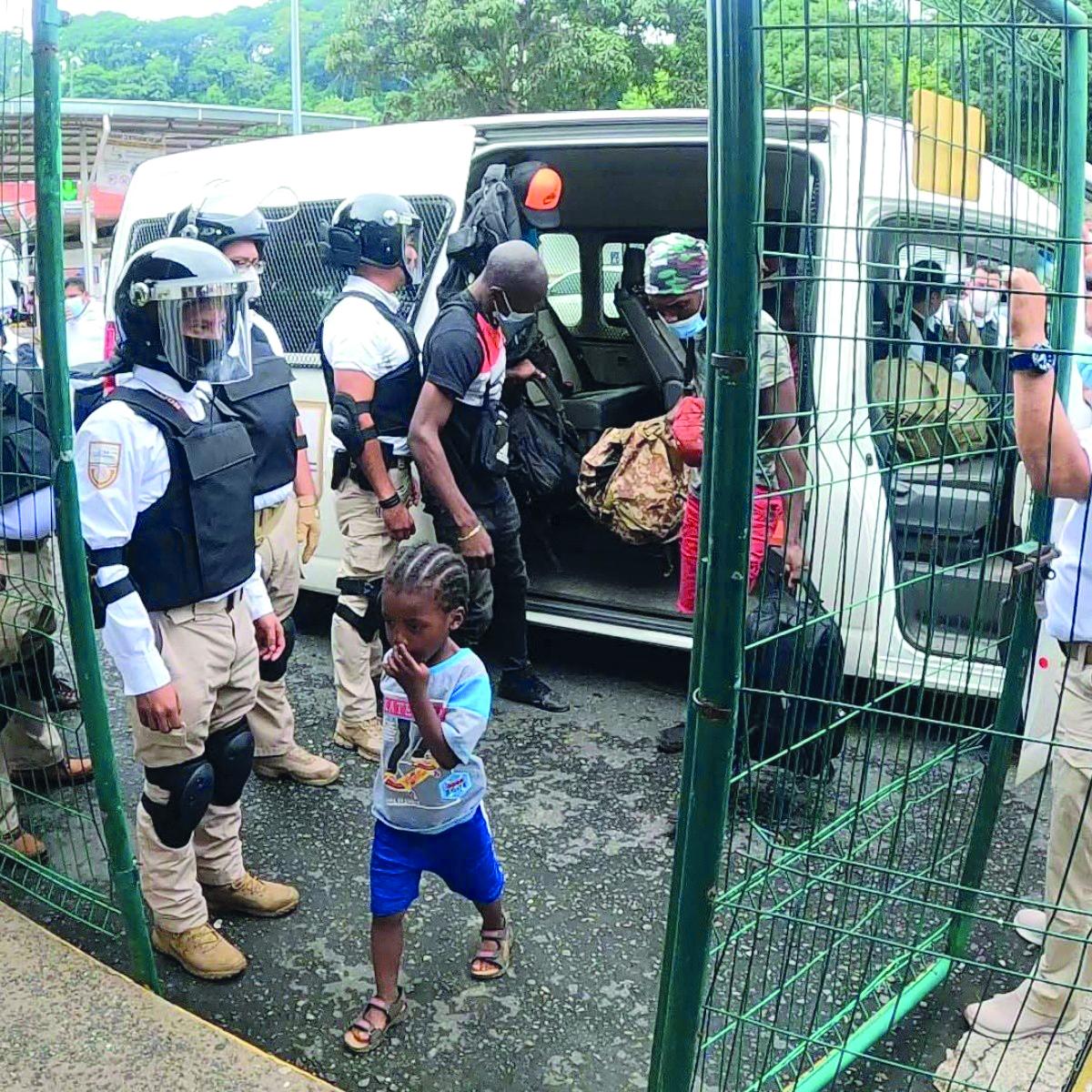 El INM expulsa a 6 mil 360 migrantes a Guatemala