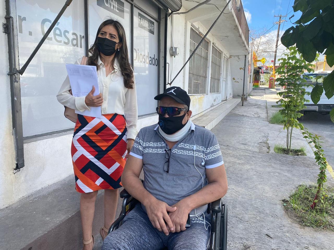 Ciudadano de Monclova ratifica denuncia de tortura