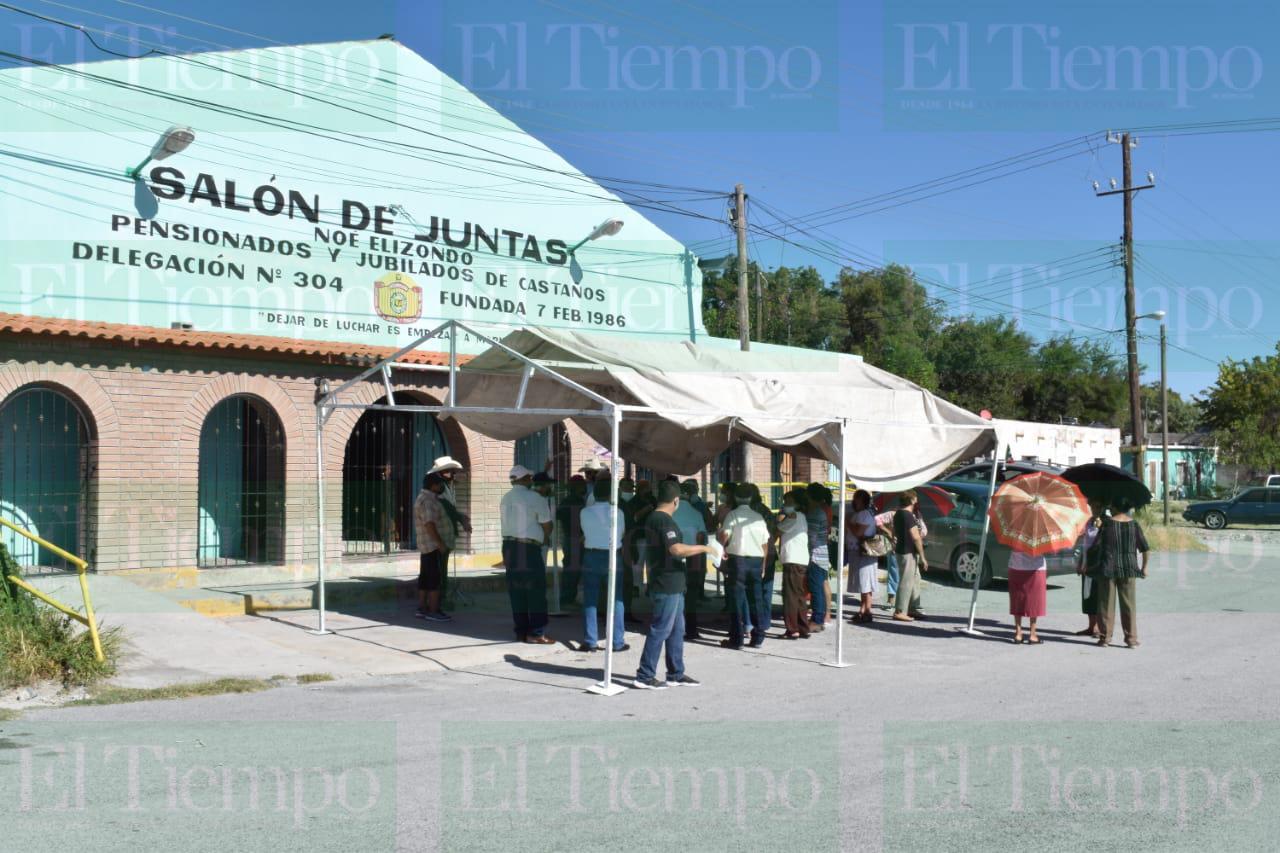 Servidores de la Nación dejan sin pago a adultos mayores en Castaños