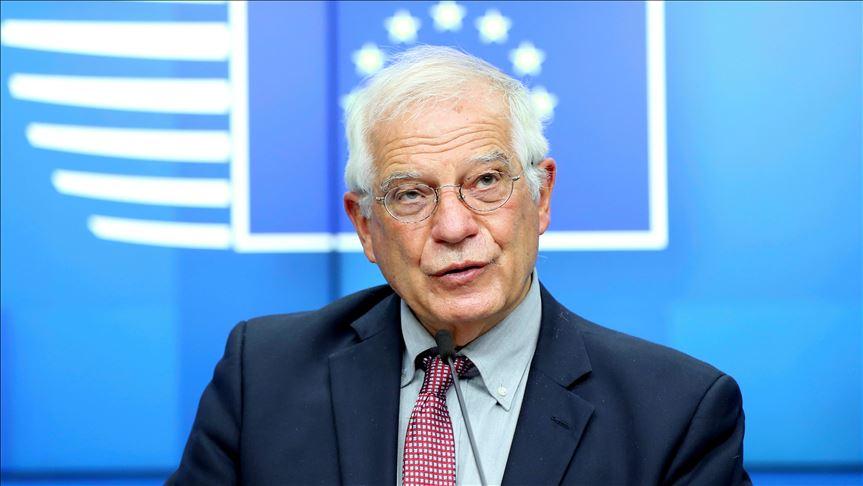Borrell: 'La UE deberá hablar con talibanes si quiere influir en Afganistán'