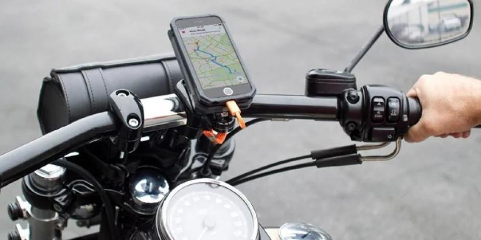 Apple asegura que viajar en moto podría dañar cámara de tu iPhone