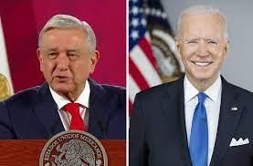 AMLO descarta visita de Joe Biden a México para festejos patrios