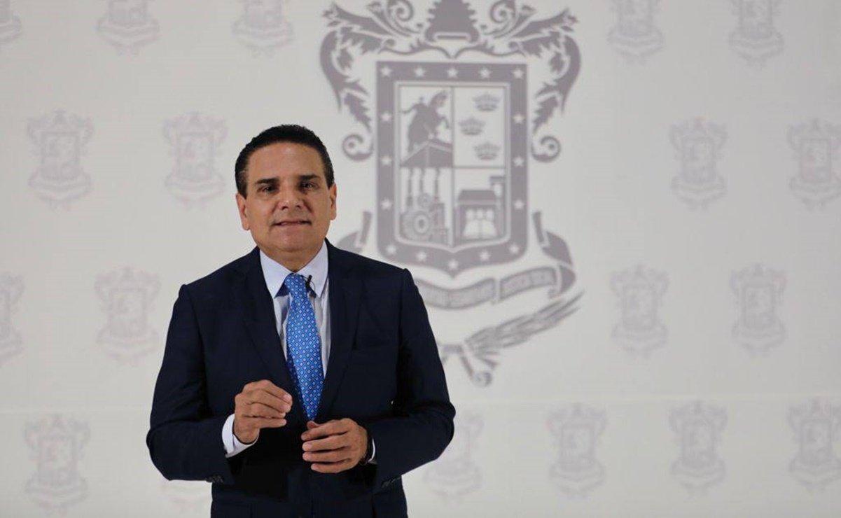 Aureoles presenta denuncia ante CNDH por elecciones del 6 de junio