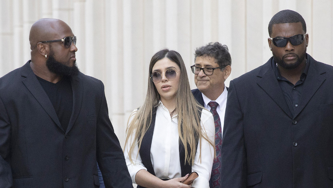 La razón por la que un juez de EU posterga hasta noviembre la sentencia a Emma Coronel, esposa del 'Chapo'