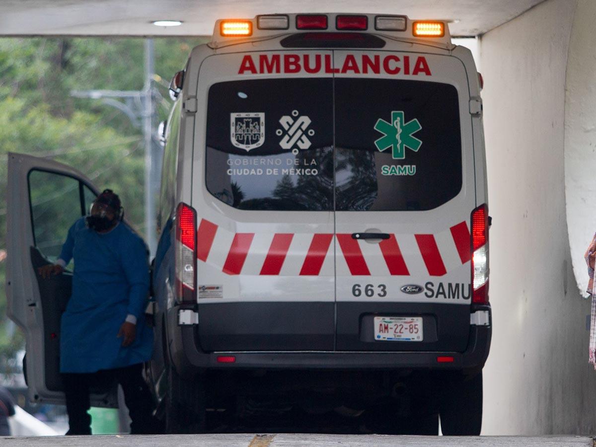 COVID-19: 269 mil 015 las defunciones por coronavirus en México