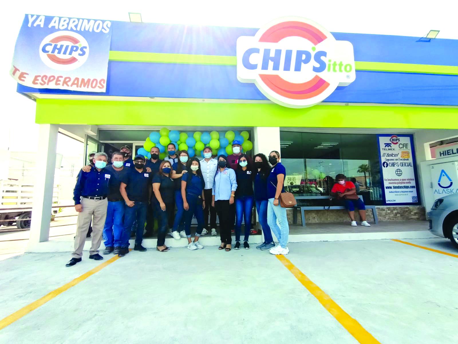 Inauguran nuevo Chips en Monclova
