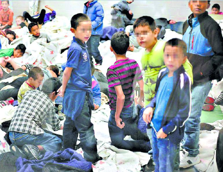 EU recibe a menores centroamericanos del plan de acogida