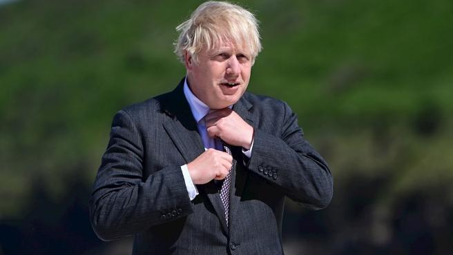 Boris Johnson hará un reajuste del Gobierno británico