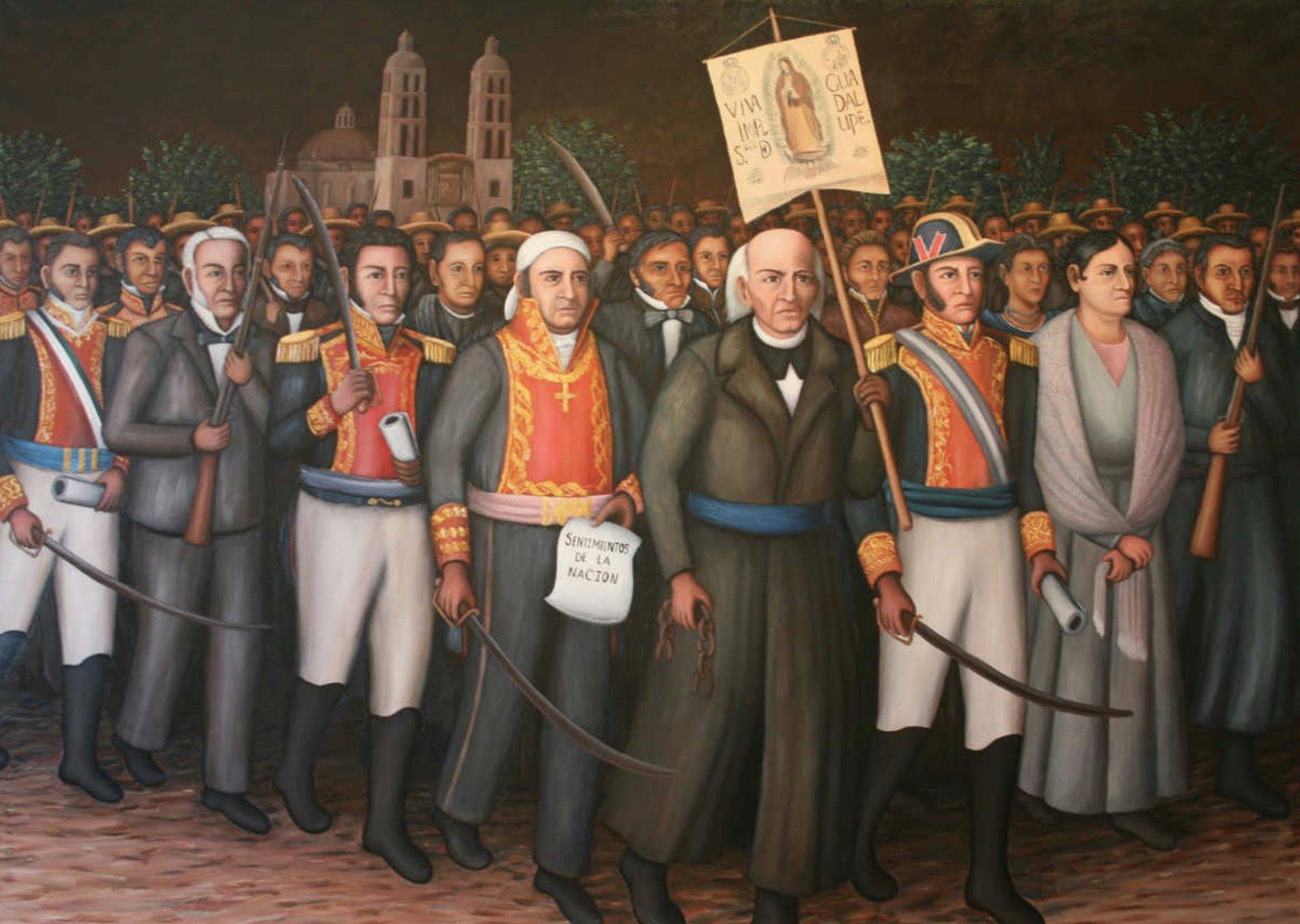 15 de septiembre de 1810; el inicio de la independencia de México