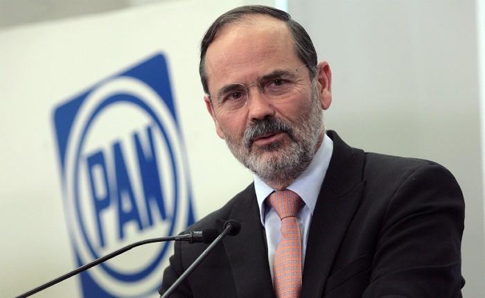 Gustavo Madero: PAN en riesgo de captura y coptado por su dirigencia