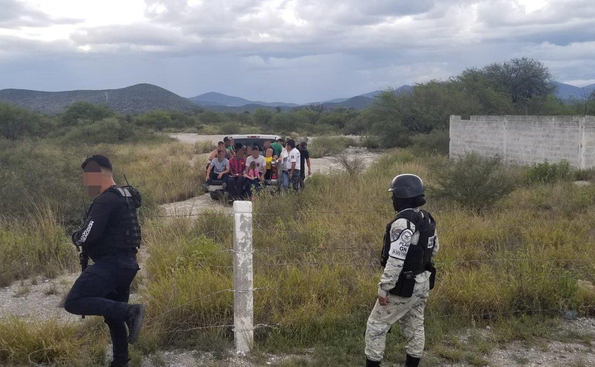 Migrantes rescatados iban por 'sueño americano': Fiscal de SLP