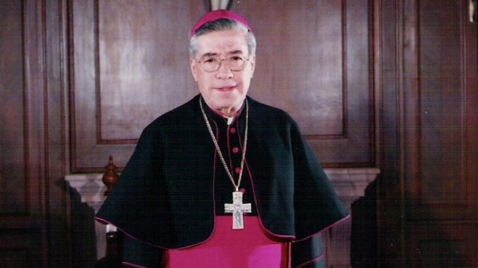 Fallece Fernando Mario Chávez, obispo emérito de Zacatecas