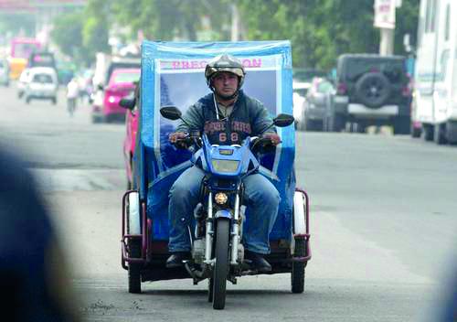 """CTM pedirá información del servicio """"moto-taxis"""""""