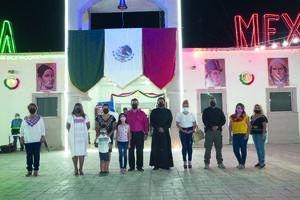 Grito de Independencia es virtual en Castaños