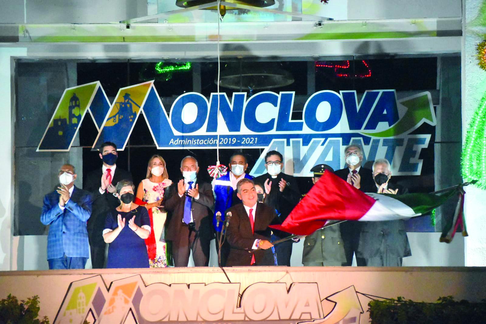 Alcalde de Monclova grita por la Independencia