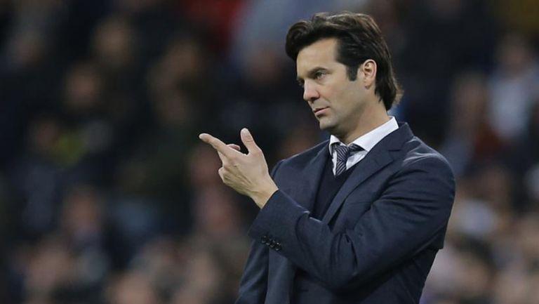 Santiago Solari: Los jugadores merecen estar en la final