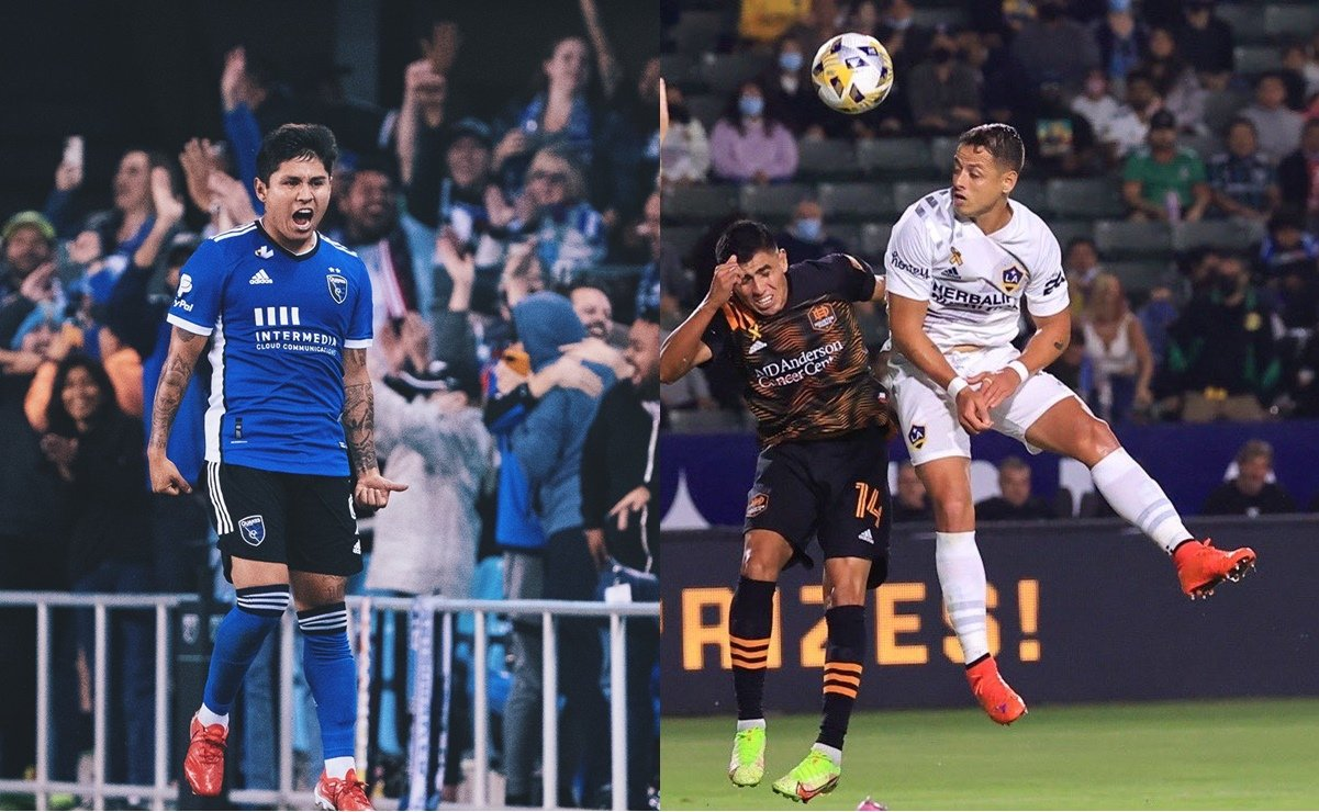 'Chofis' López se despacha con un triplete en la MLS