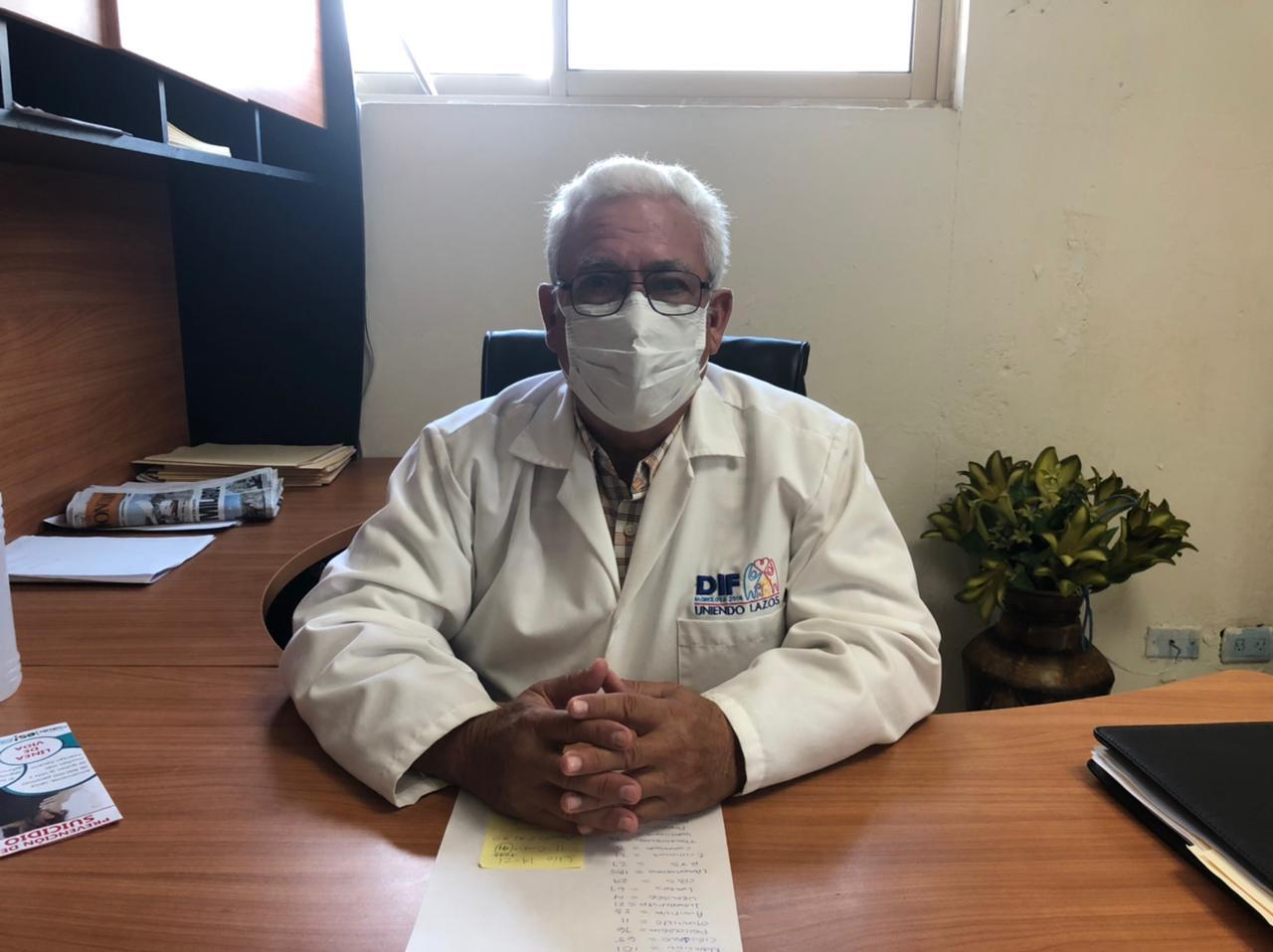 DIF Monclova no es hospital para atender contagios de COVID-19
