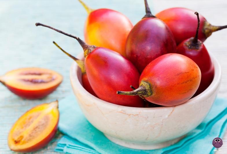 Las frutas también tienen proteína, conoce el tamarillo