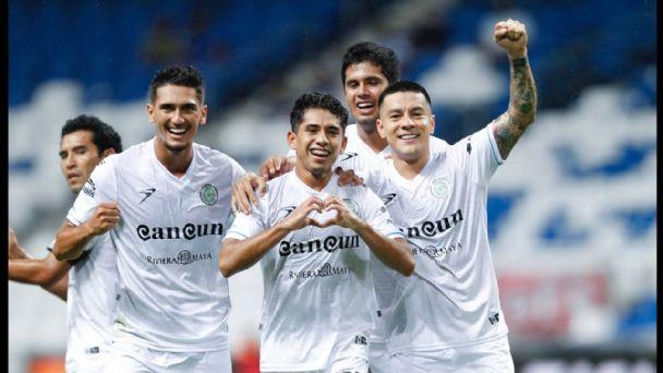 Cancún FC vence al Tepatitlán de visita en la Liga Expansión