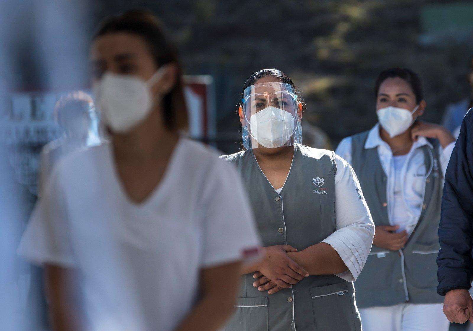 Salud actualiza semáforo de riesgo por COVID-19; Coahuila está en amarillo