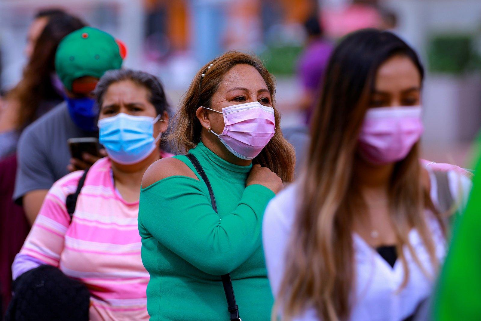 México registra 192 decesos y 3 mil 754 contagios por COVID-19 en 24 horas