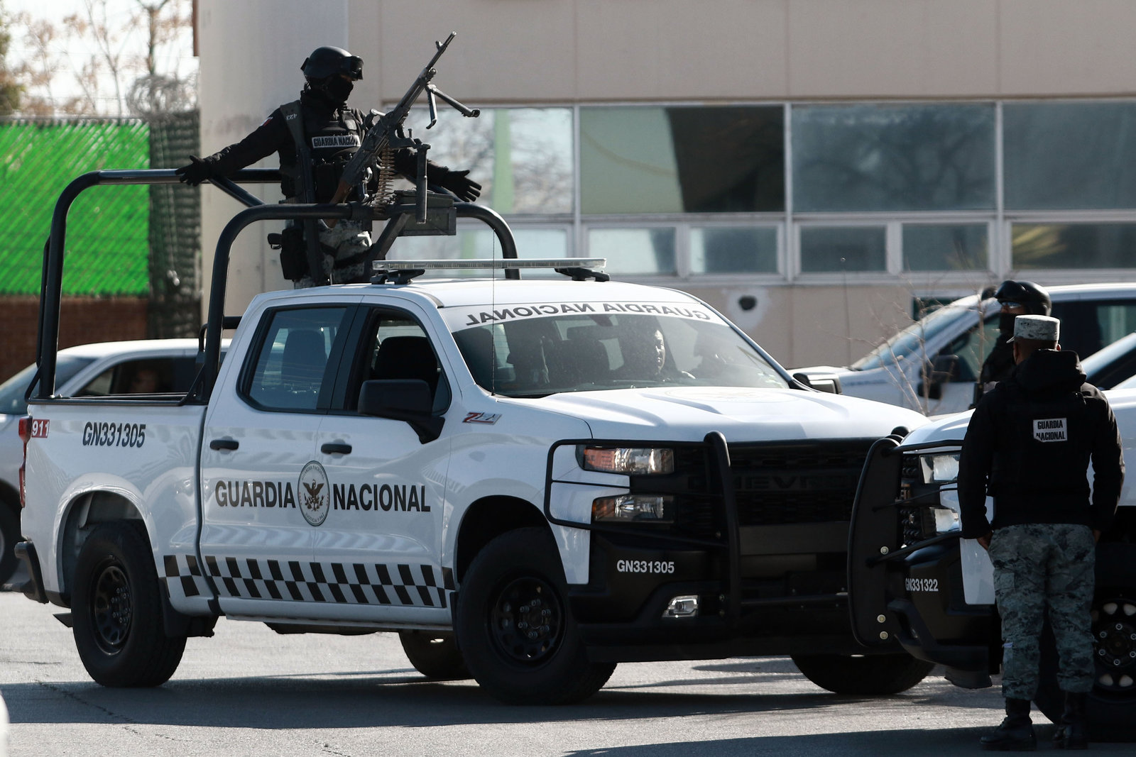 Guardia Nacional utilizará grafología para detectar a personal peligroso