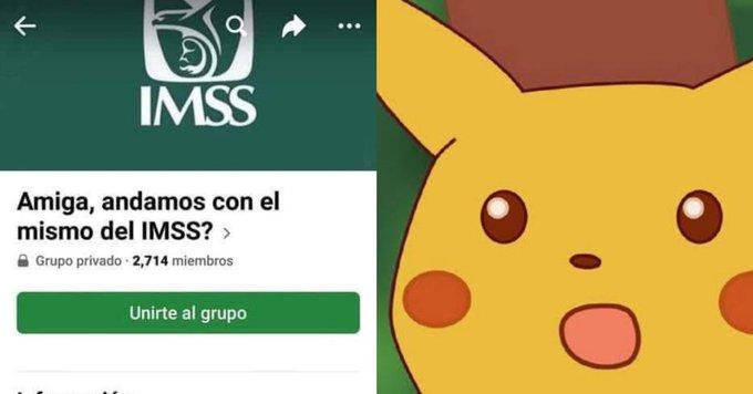 VIRAL: Crean grupo de Facebook para exponer a infieles del IMSS