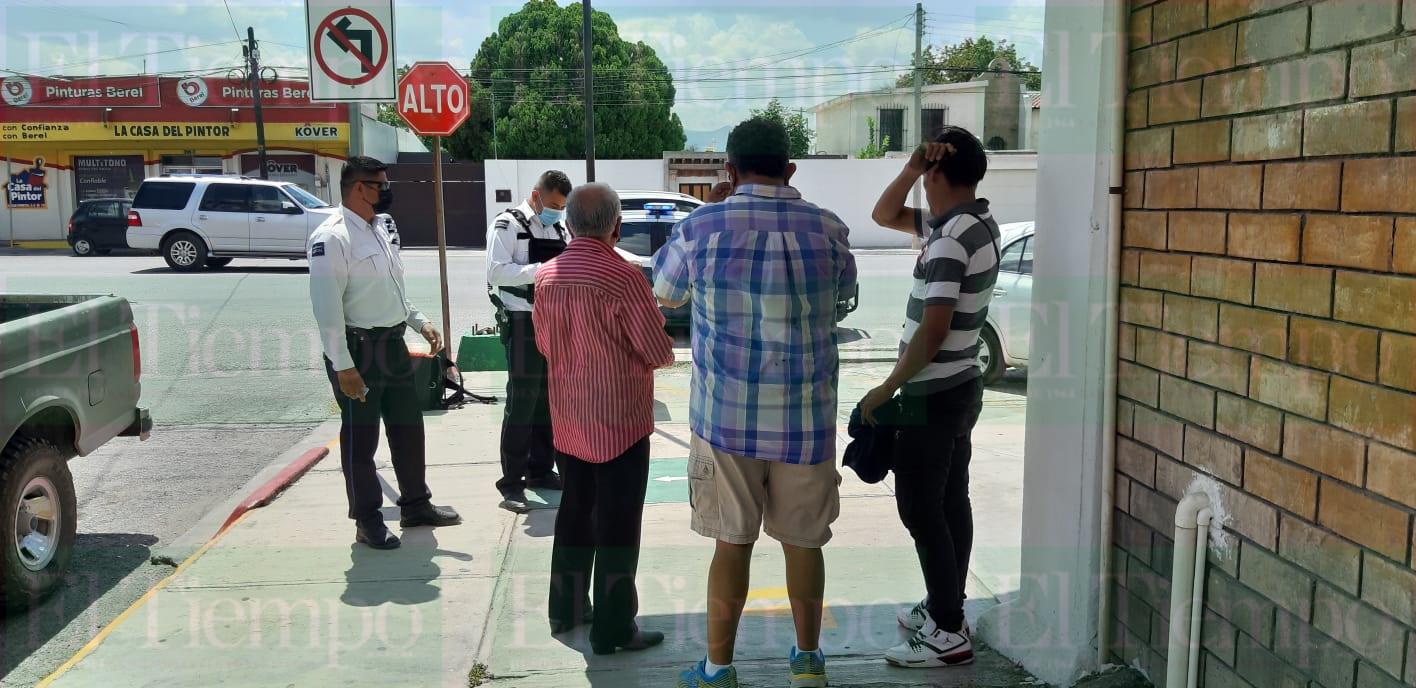 Repartidor de comida rápida termina atropellado en Monclova
